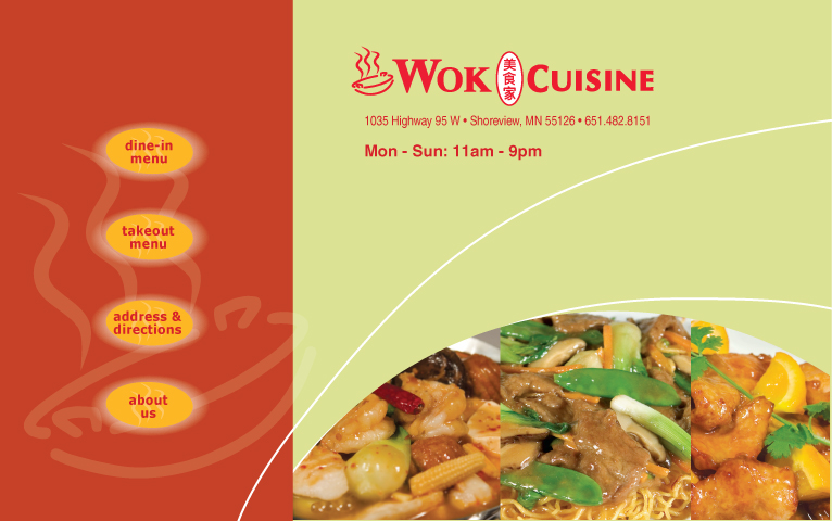Welcome To Wok Cuisine